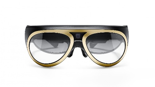 Mini's Augmented Reality Glasses Finally Give You X-Ray Vision
