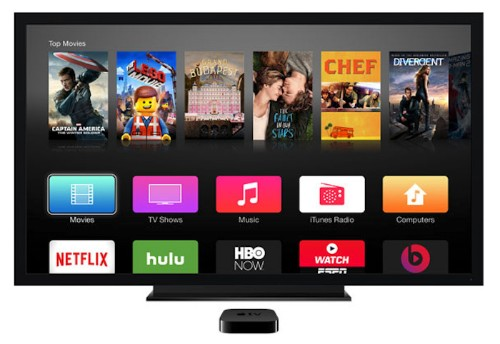 Will Apple TV Be Competition For PS4 And Xbox One?