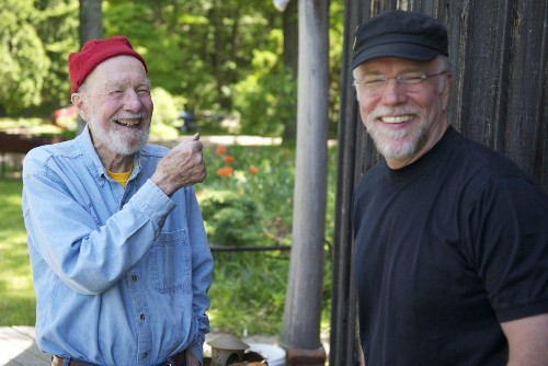 Unheralded Travel Destinations And Pete Seeger Mean The World To John McCutcheon