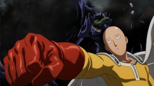 'One-Punch Man' Is Great As A Manga, But Even Better As An Anime