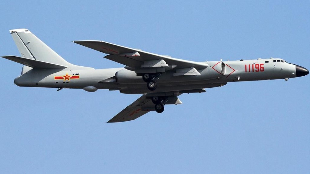 As Mountain Stand-Off With India Continues, China Stages Bombers And Cruise Missiles