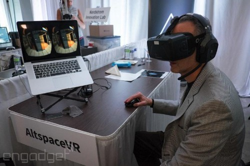 Rocket Scientist Launches Into Virtual Worlds