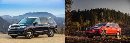 Honda Pilot vs Subaru Ascent - The Result May Surprise You