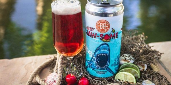 Celebrate Shark Week With A Jaws-Dropping Brew