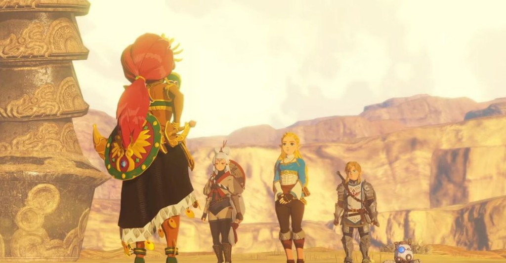 I'm Starting To Actually Get Excited About 'Hyrule Warriors: Age Of Calamity'