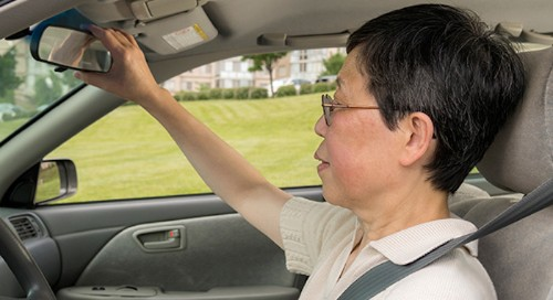 Older Drivers Are OK With Tech Features, If They Improve Safety