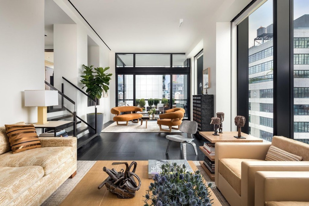 Manhattan Developer Deeply Discounts Unsold Units In Ultra-Luxury Peter Marino Building On The High Line