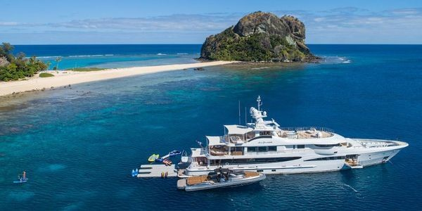 Superyacht Influencer Interview: Y.CO Cofounder Gary Wright Explains The 'Secret' to Buying, Selling And Chartering Superyachts