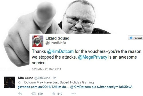 Why Bribing Lizard Squad To Stop Attacking Xbox Live And PSN Is A Terrible Idea