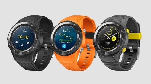 Huawei Watch 2 Coming With 4G And Sporty New Look