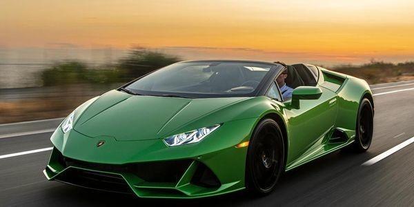 2020 Lamborghini Huracan Evo Spyder: Supercars Still Drive This Supercar Brand