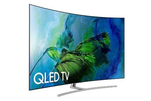 Samsung QN55Q8C 4K QLED TV Review