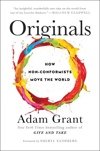 What Are The 15 Keys to Creativity? Try Adam Grant's Nifty New Quiz