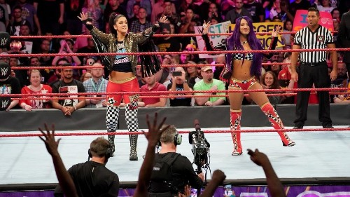 WWE Raw Results: News And Notes After Bayley Shockingly Turns Heel