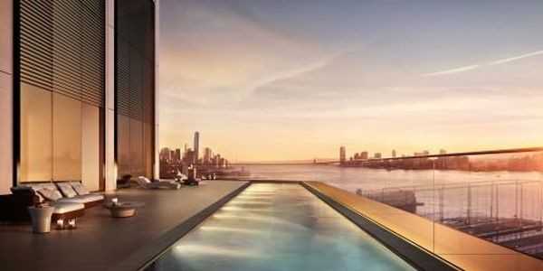 7 Jaw-Dropping New York City Homes with Private Pools