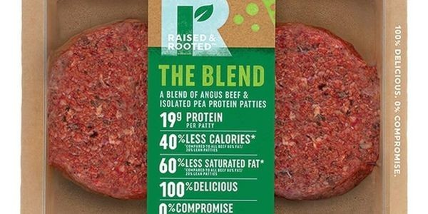Tyson: The 'Menu Of Tomorrow' Includes More Snacks And, Yes, Plant-Based Meat