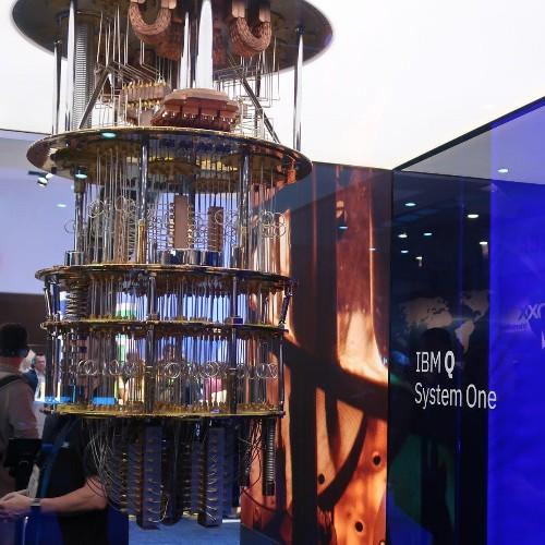 IBM Lattice Cryptography Is Needed Now To Defend Against Quantum Computing Future