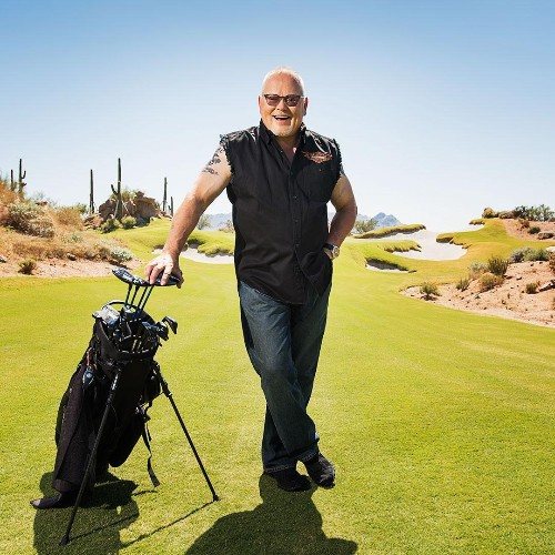 GoDaddy Billionaire Founder Bob Parsons On His Passion For Golf And Motorcycles