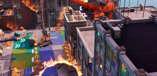 'Fortnite' Downtown Drop Challenge: Where To Find Jonesy Near The Rooftops