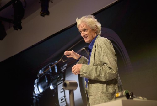 Can The Dyson Vacuum Cleaner Guy Build A Better Electric Car Than Tesla's Elon Musk?