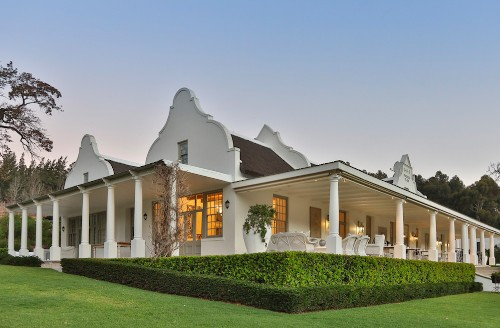 A Historic South African Wine Estate Is On The Market