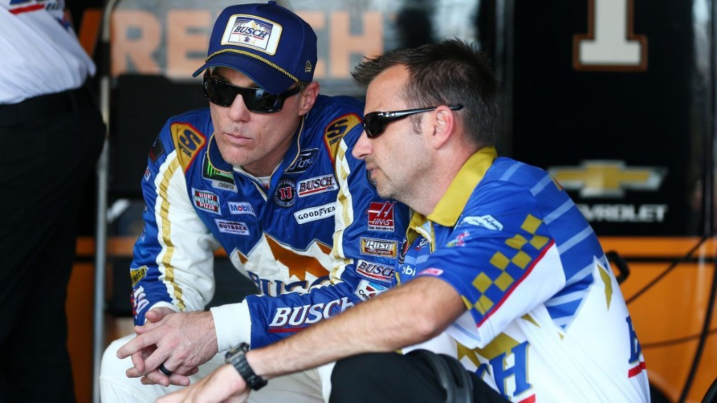 Kevin Harvick And Rodney Childers Set The Standard As One Of NASCAR's Greatest Duos