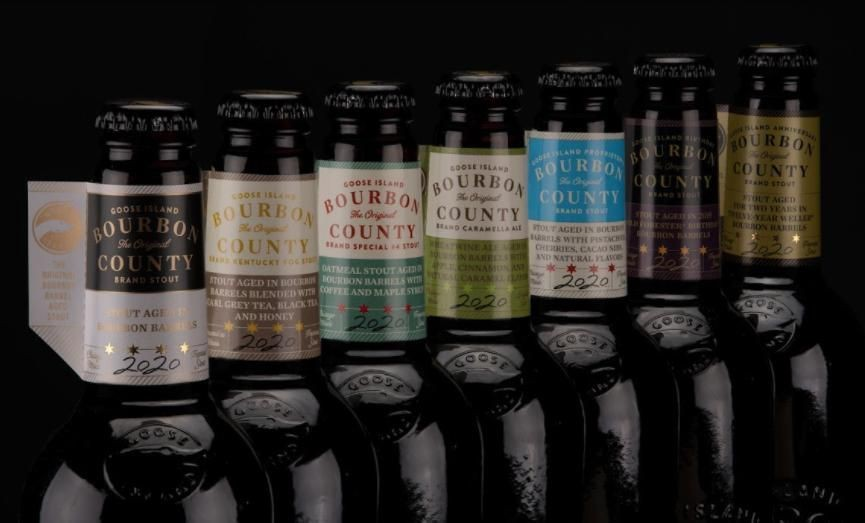 Goose Island Bourbon County Stout: Tasting Notes For The Variants You Have To Try