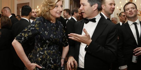 Uber Board Members Arianna Huffington And Benchmark's Cohler Exit