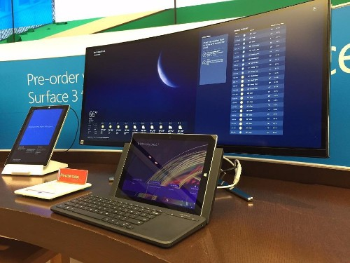 Microsoft Surface 3 Makes A Welcome Transformation Into A Very Portable PC: Hands-On Review