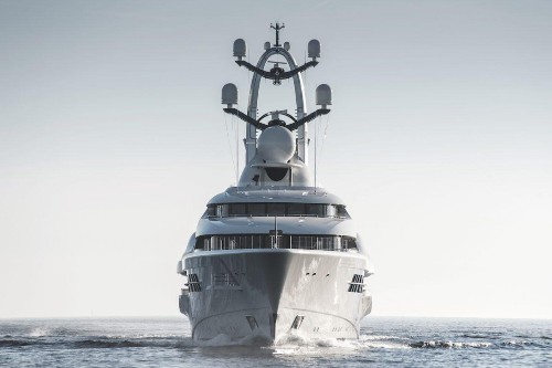 The World's Largest Superyachts 2018