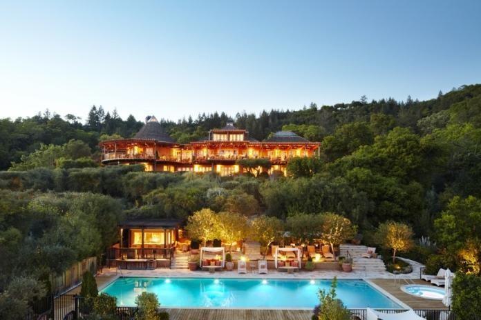 Hotels I Love: Auberge Du Soleil, Napa, CA