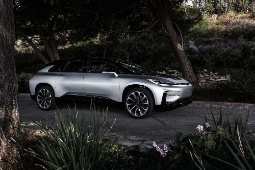Faraday Future Could Sell V9 EV In China Through Joint Venture With The9 Limited