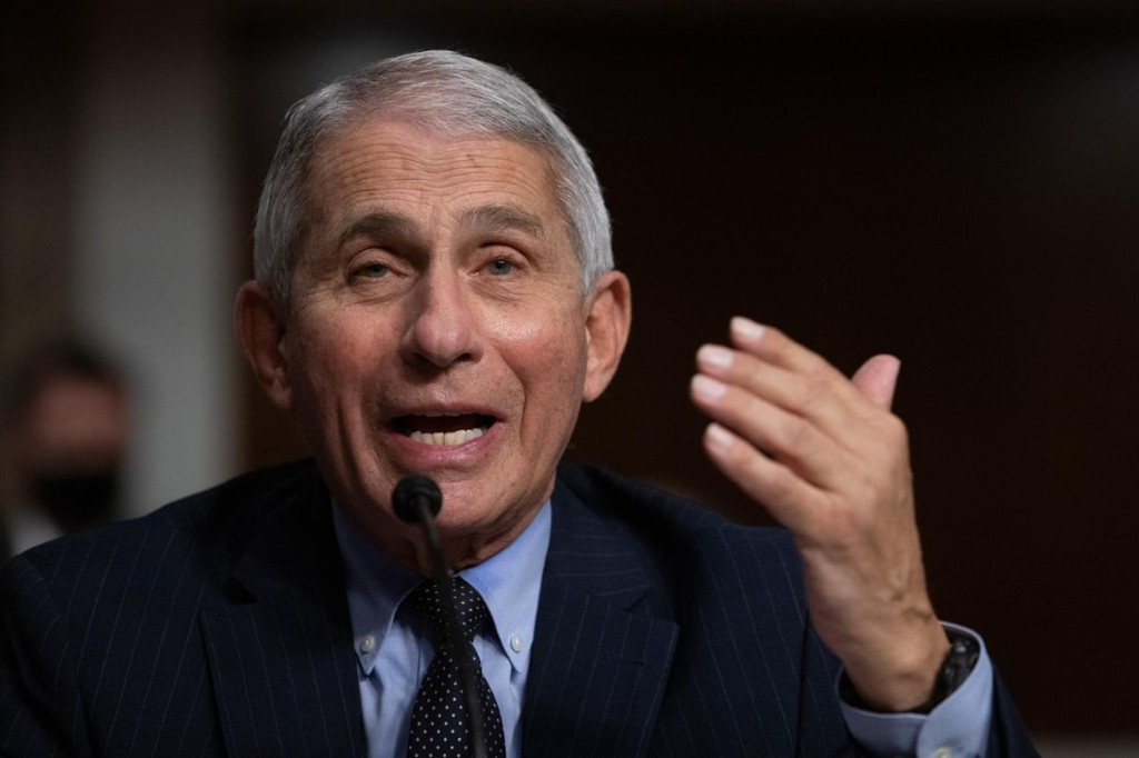 Fauci: Not Being Transparent About Covid-19 Because 'You Don't Want To Alarm People' Is 'Totally Nonsense'