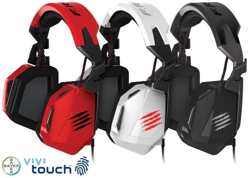 Mad Catz FREQ 4D Gaming Headphones With ViviTouch Review