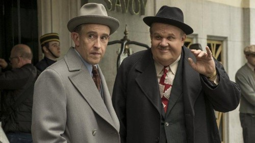 For 'Stan & Ollie' Stars John C. Reilly And Steve Coogan, It's All About Rehearsal
