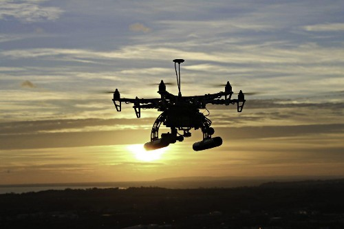 Why The Skies Aren't Filled With Delivery Drones ... Yet