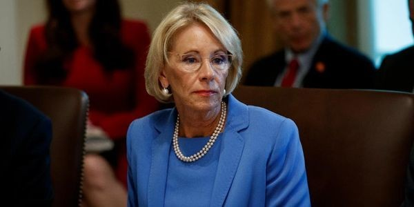Betsy DeVos Wants To Team With The IRS To Crack Down On Education Loan Borrowers