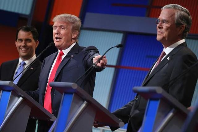 Donald Trump Shows Brands How to De-Position Competitors