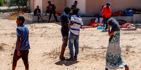 Human Rights Organizations Say EU Money Is Responsible For The Plight Of Refugees In Libya