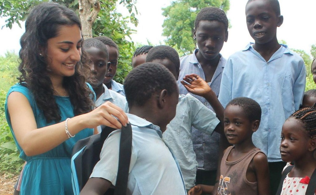 Transforming Lives In Kenya With Solar-Powered Backpacks