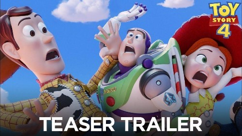 'Toy Story 4' Trailer Flips The Script On The Pixar Sequel