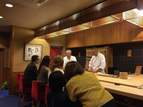 Sushi Lovers - The Ultimate Japanese Food Tour