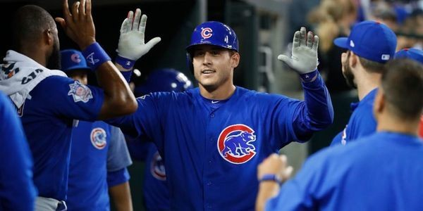 Anthony Rizzo: Leader And Backbone Of Chicago Cubs