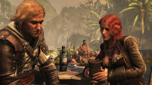 The Surprisingly Beautiful Ending Of 'Assassin's Creed IV: Black Flag'