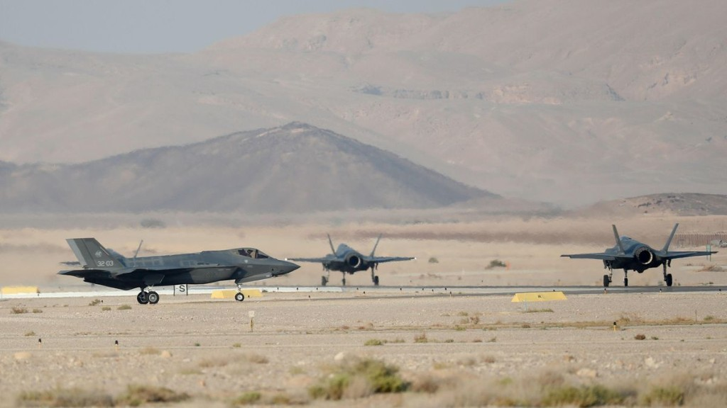 Will We See Israeli Warplanes Flying Over The Persian Gulf Someday Soon?