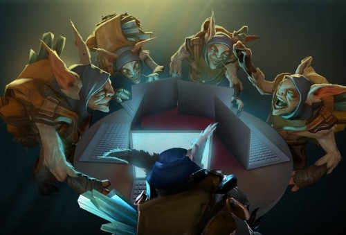 Valve Has A New Plan To Tackle Smurfs In 'Dota 2'