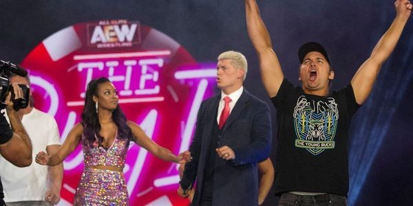 AEW Seemingly Purchases 'Wednesday Night War' Domains, Furthering Feud With WWE