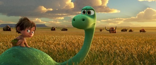 The Good Dinosaur Is Disappointing, Thanks To Pixar's Evolution Fail