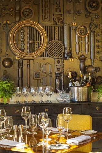 The World's 7 New Best Restaurants For Wine In 2018