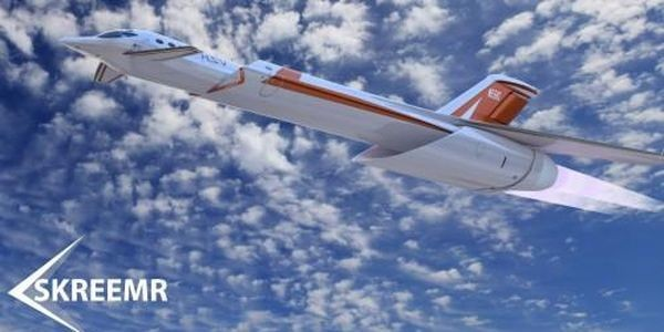 Travel From New York To London In Less Than 30 Minutes Aboard This Supersonic Concept Craft